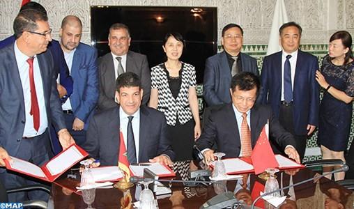 Maroc/Chine: Partenariat entre Casablanca-Settat et Hubei dans l'enseignement et la formation professionnelle